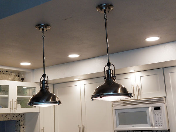 Can lighting recessed lighting
