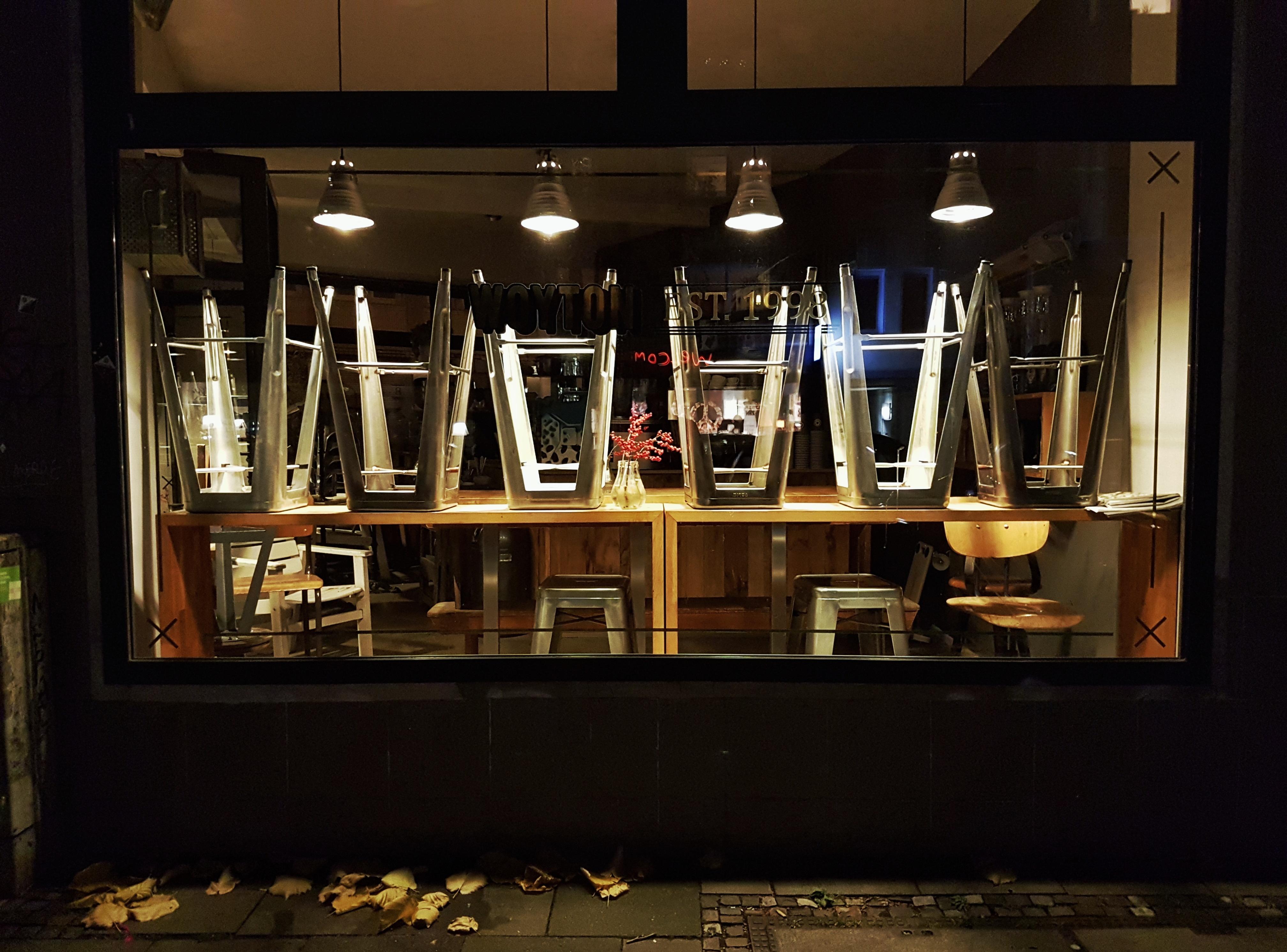 Café Woyton Belgisches-Viertel