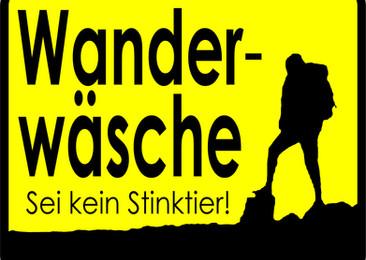 Wanderwäsche