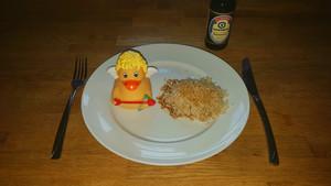 Ente süß-sauer