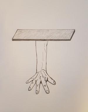 Handstandtisch