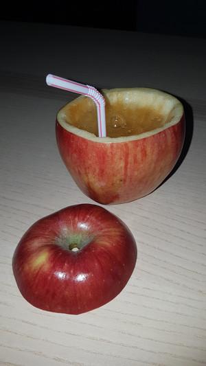 Fruchtfleischglas
