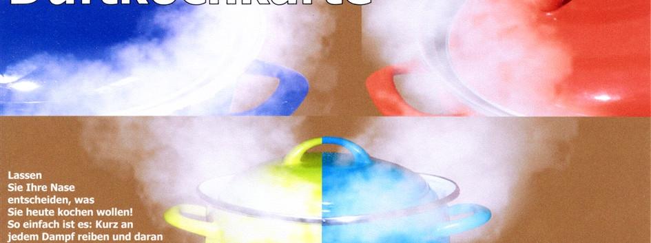 Duftkochkarte