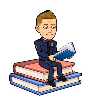 Theo liest und liest und liest!