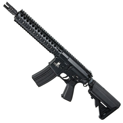 ASG PL M15 DEVIL 9.5 Inch Airsoft Rifle