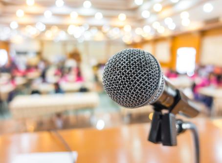Tipos de eventos corporativos e acadêmicos