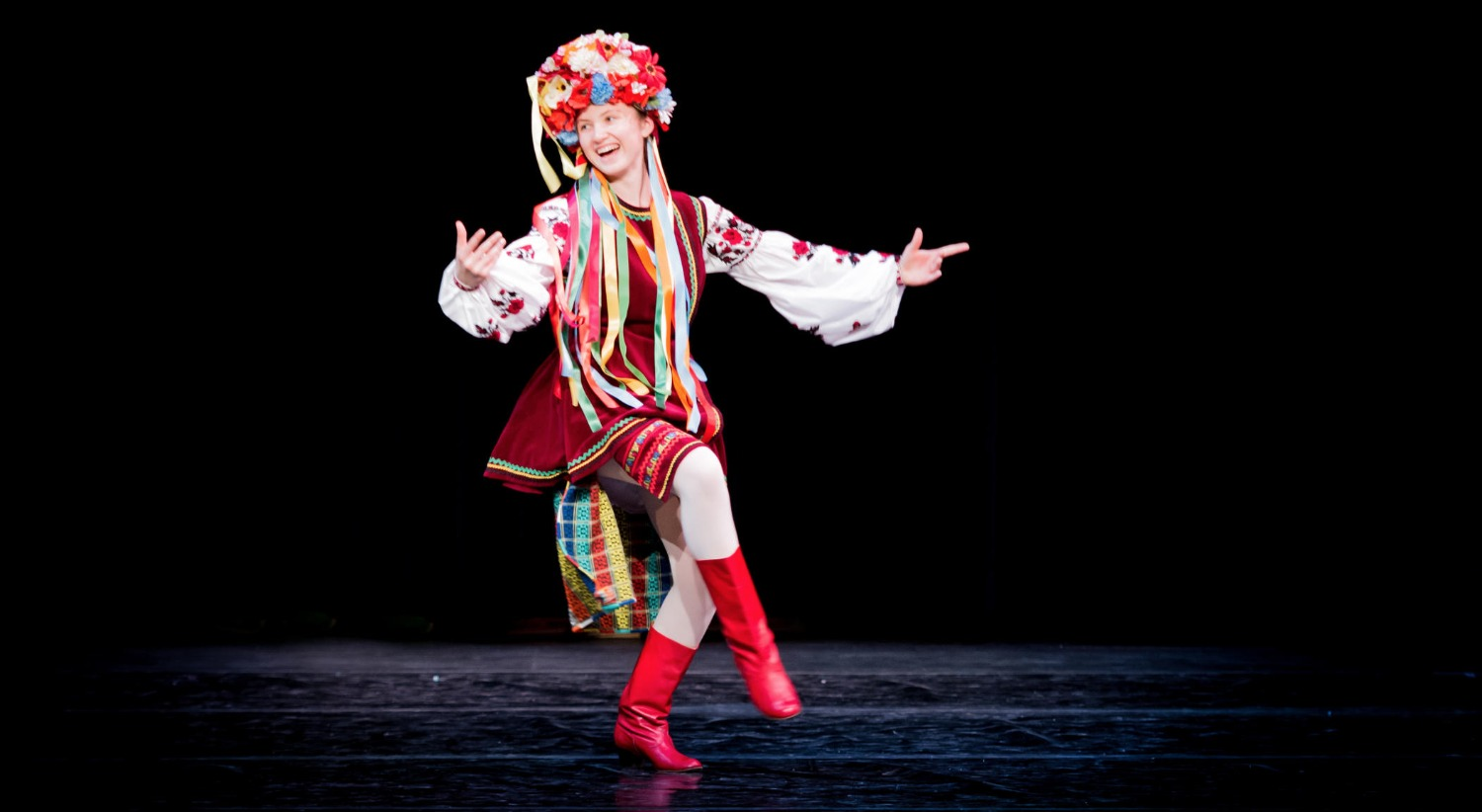Nutcracker - Ukrainian Dance