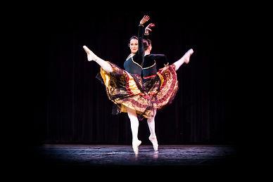 Adult ballet teachers in Nutcracker