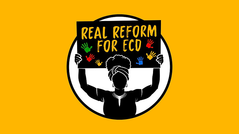 EELC-Real-Reform-For-ECD-Logo-Yellow-Bac