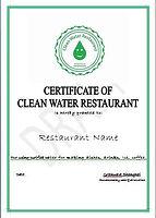 cwr certificate