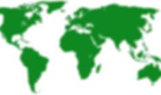 world map restaurants