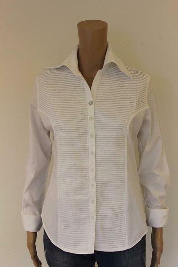 R2 Westbrook - Witte blouse, maat 40