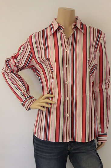 Tommy Hilfiger - Gestreepte blouse, maat 46