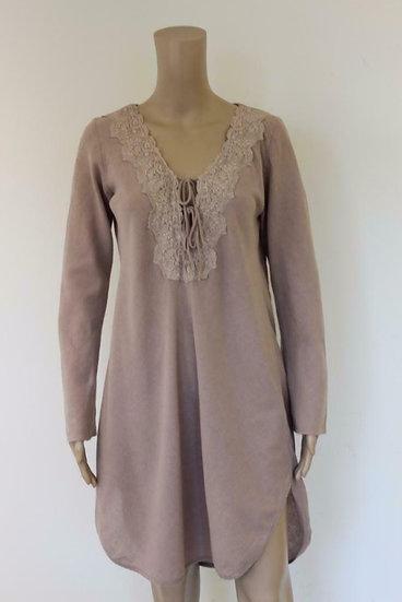 Ganesha Ibiza - Oudroze jurk, maat 36/38