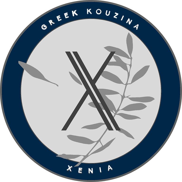 A.J. Nappo at Xenia Greek Kouzina