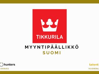 Myyntipäällikkö, Suomi