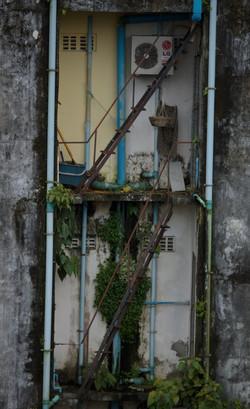 Balconies Aren't Always Glamorous