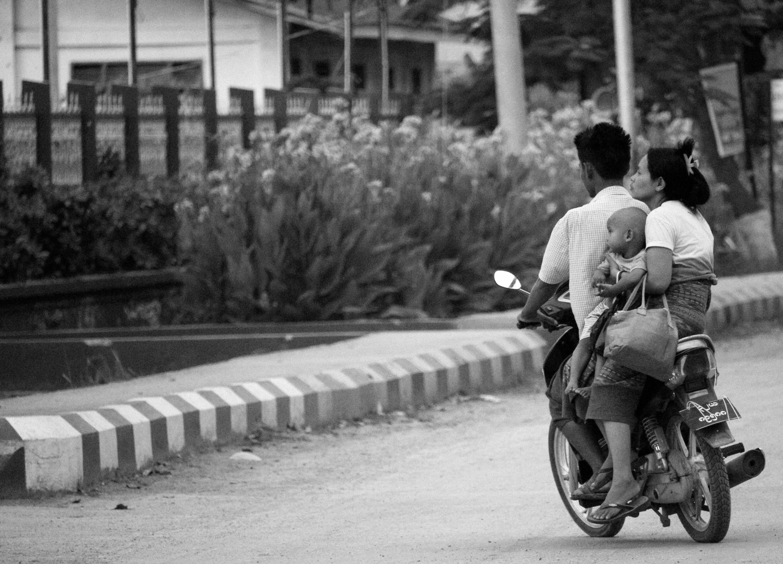 Burmese Minivan