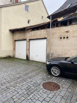 Ansicht - Garagen