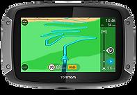 GPS moto 2