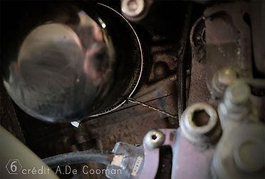 freinage filtre à huile ffm