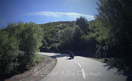 roadbook galice sud