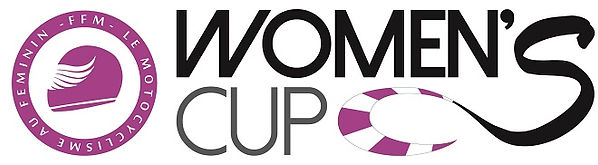 Logo women's cup