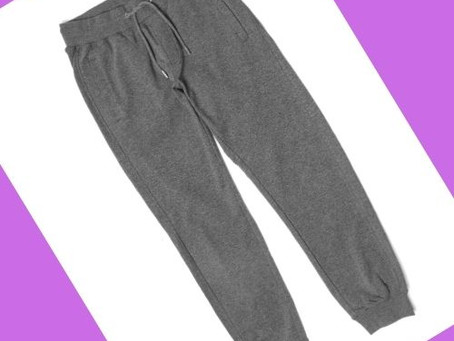 Sweatpants - Are they only drive-thru worthy?