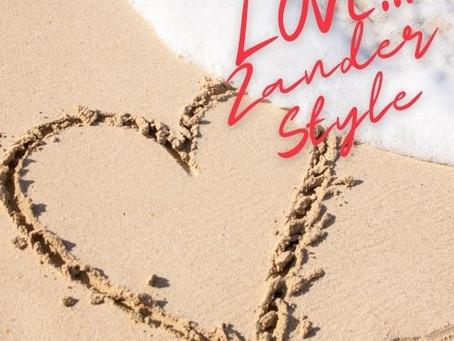Love... Zander Style.