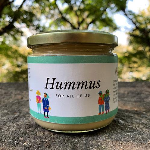 Hummus for All of Us (Vegan)