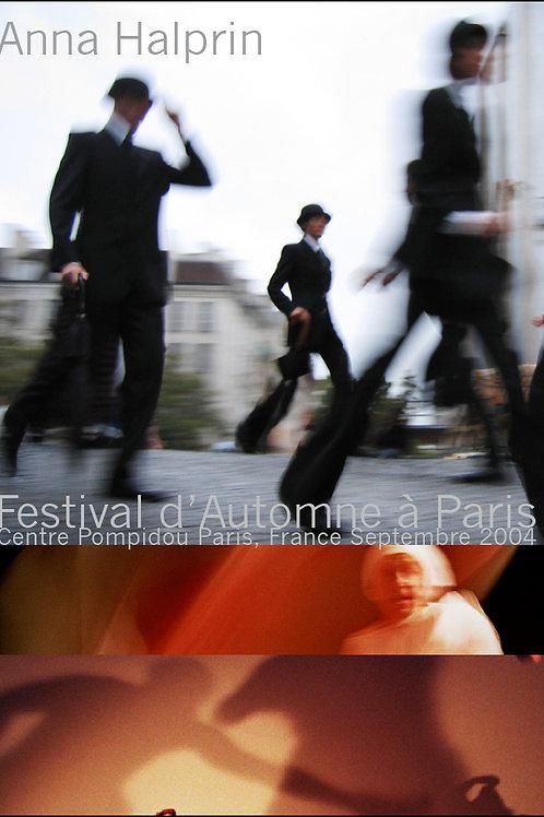 Festival d'Automne à Paris (DVD: 60 Min)