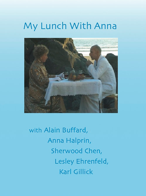 My Lunch with Anna (DVD: 52 Min)