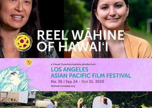 Reel Wāhine of Hawai'i @LAAPFF