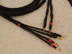 Bi-wire in Black