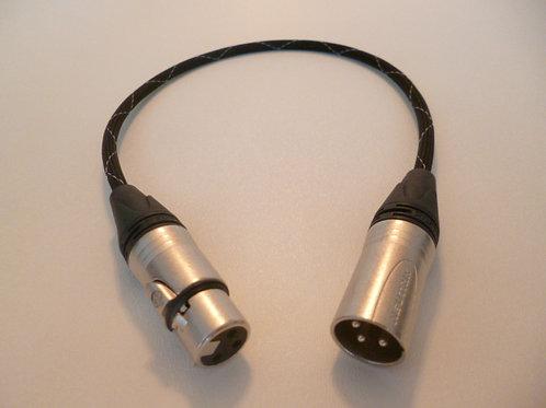 110Ω AES/EBU/DMX Digital Audio XLR Cable (Single)
