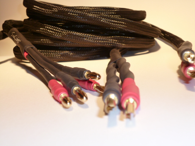 4x12 Braided Bi-wire