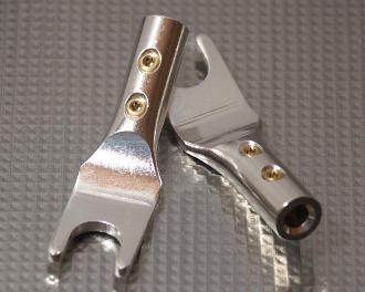 Furez Silver Spade