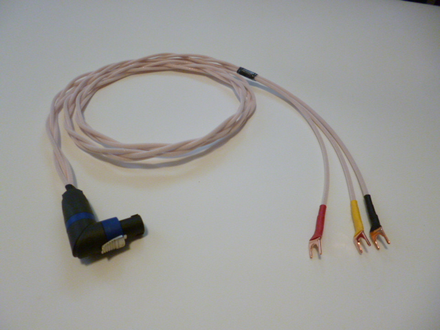 Schmitt 6N OCC High Level Subwoofer Cable