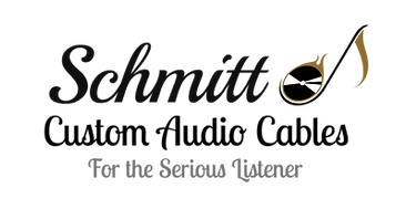 schmitt custom audio cable logo