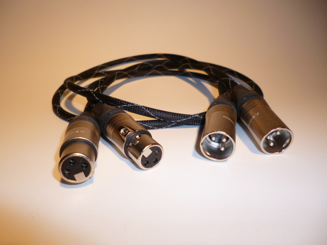 Balanced XLR Silver/Nickel