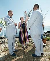 Beauport Inn Bed & Breakfast Ogunquit. Marginal Way wedding.
