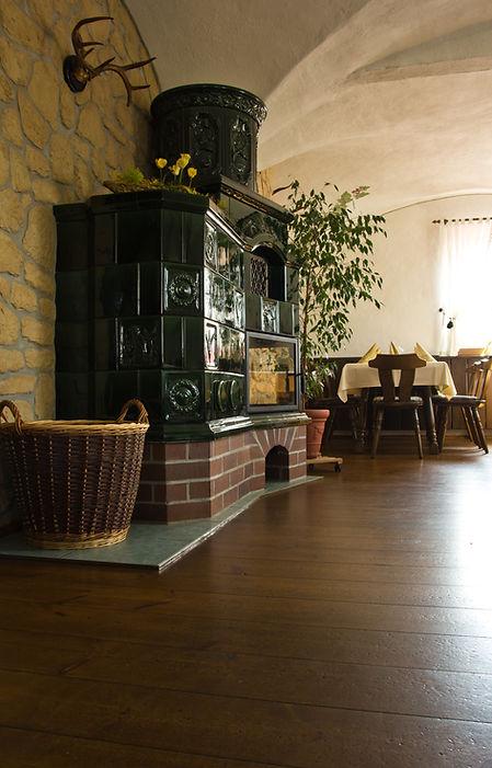 Zum Bergschlösschen Straßgräbchen - Restaurant