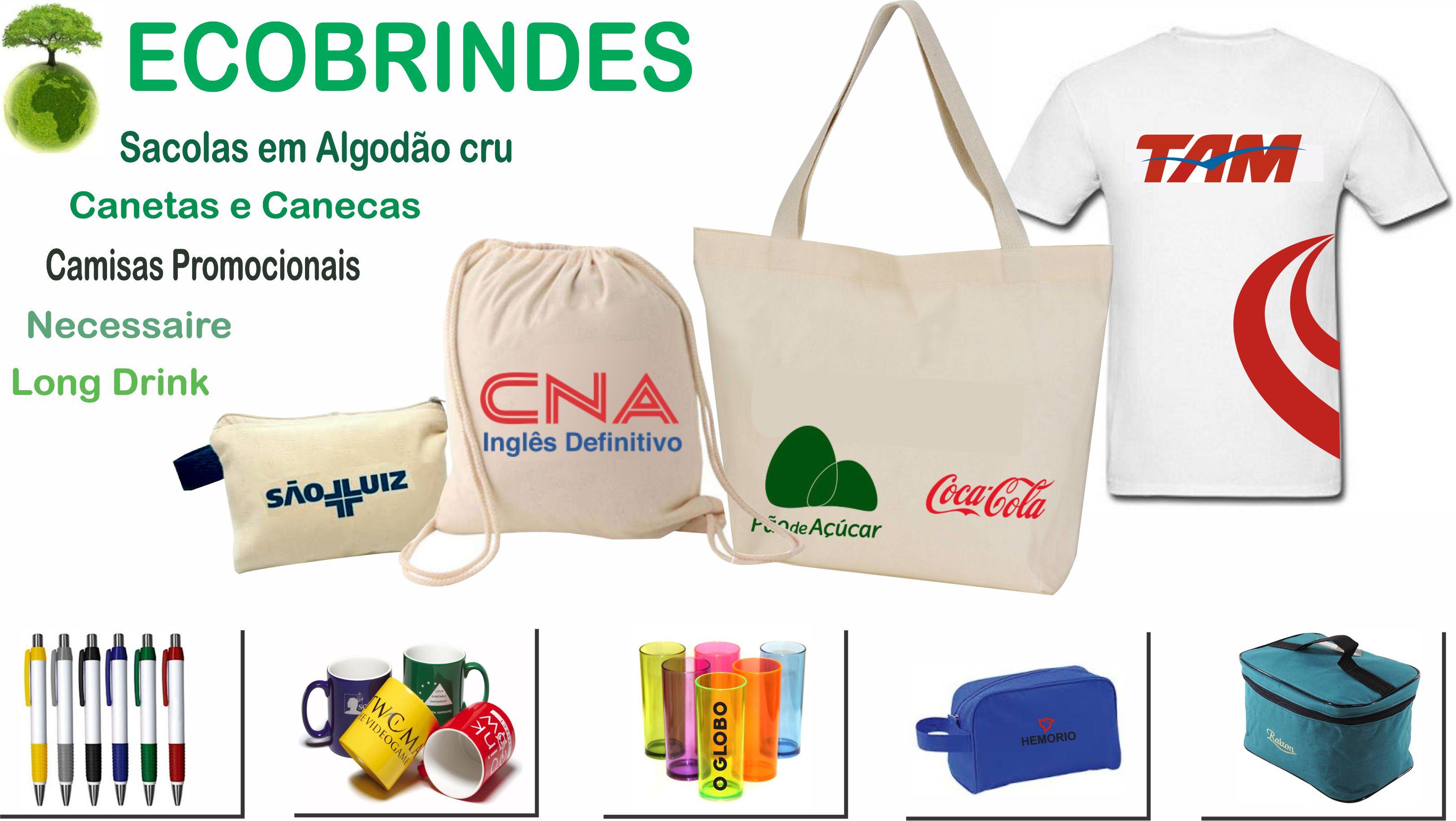 c6aa4c09f Ecobags Personalizadas I Brindes