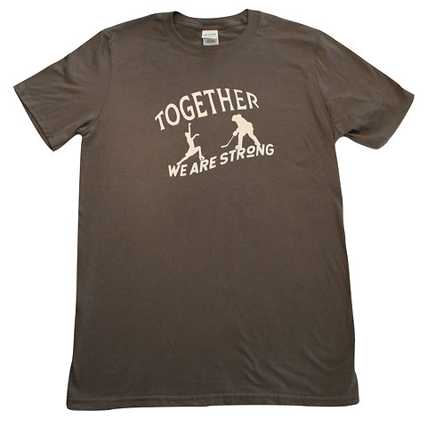 Together we are strong - T-shirt