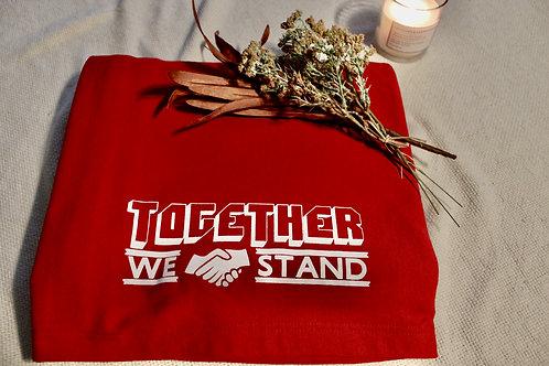 Together We Stand - Blanket