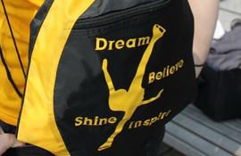 Dream Believe Shine Inspire