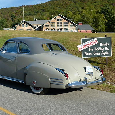 1941 Cadillac Series 41