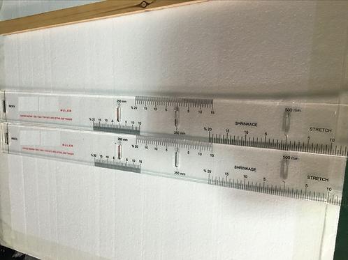 Thước đo độ co của vải (ĐL)
