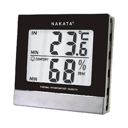 Thiết bị âm kế, nhiệt kế, Nakata / Model: NJ -2099 TH