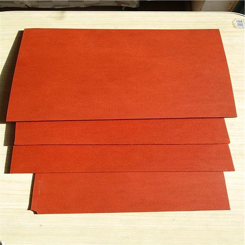 Tấm silicon bàn hút màu cam, có lỗ mã số DS-H-L10I khổ 0.9x1.8x1cm